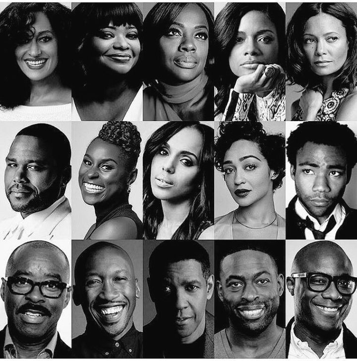 Black Excellence at the Golden Globes