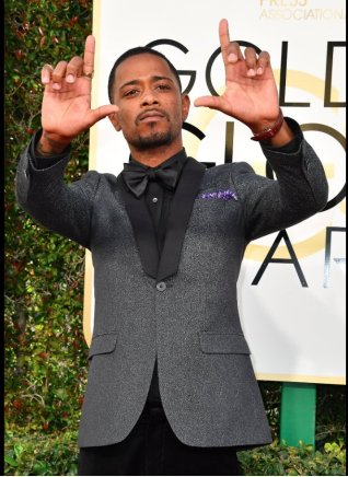 "Keith Stanfield (from ""Atlanta"")"