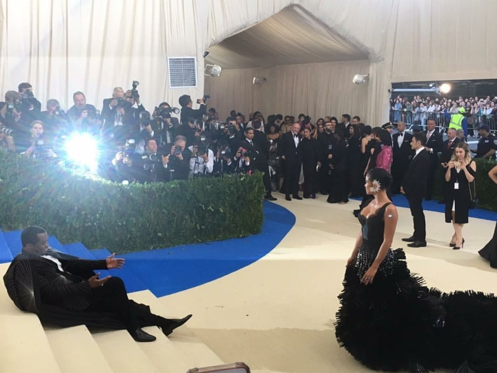 The Best Dressed of Met Gala 2017