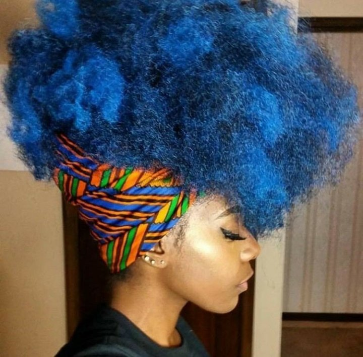 Hair Envy: Fabulous Fros