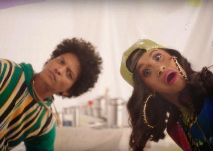 "Music Monday: ""Finesse"" Remix- Bruno Mars ft. CardiB"