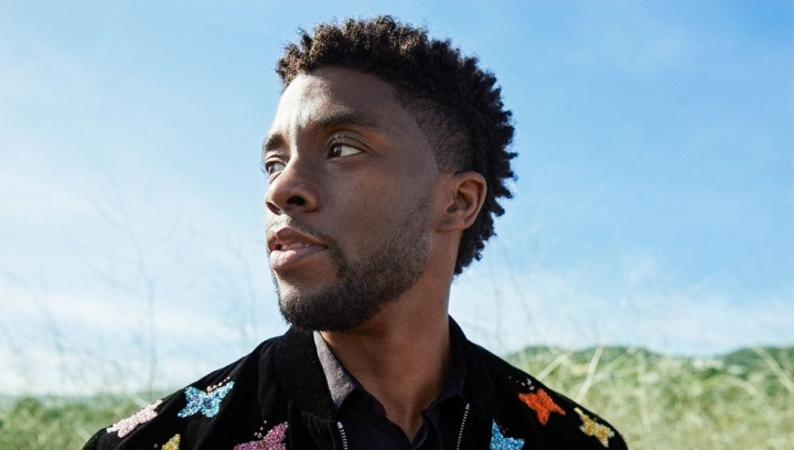 Man Crush Monday: Chadwick Boseman in Esquire Magazine