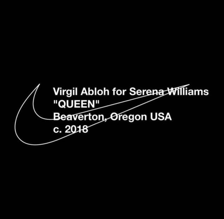Virgil Abloh x Serena Williams: A WinningCombo