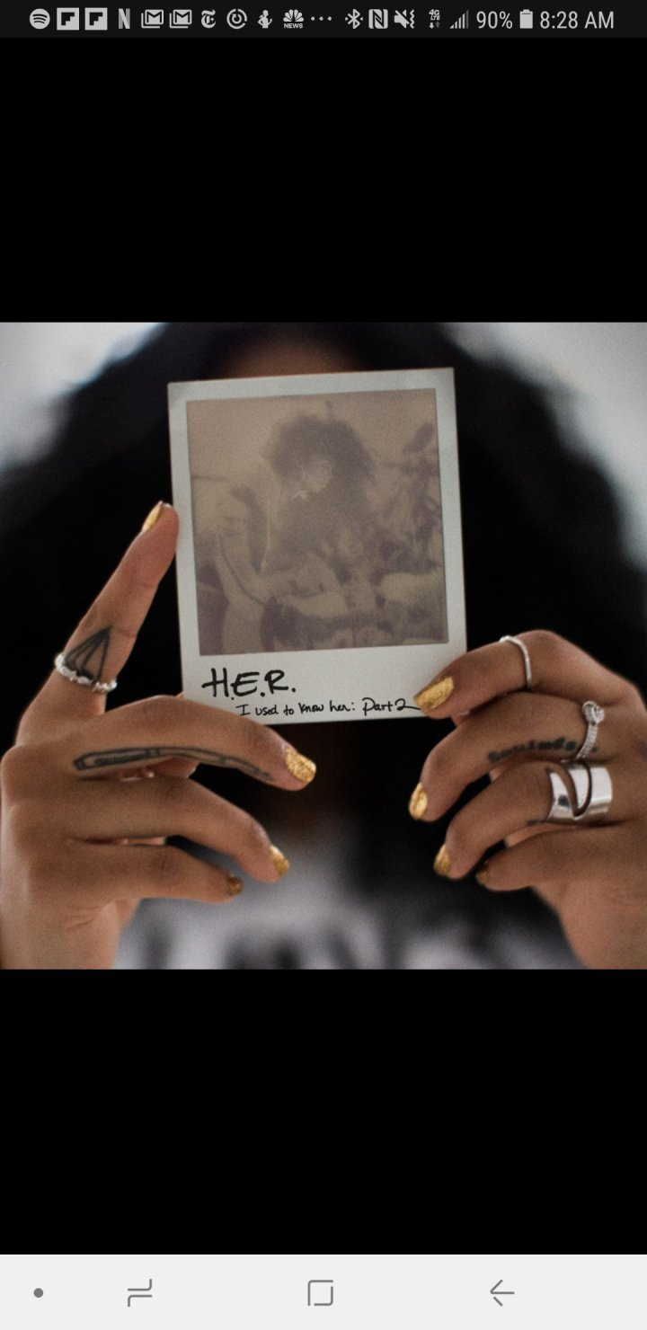 """H.E.R. Gives Us Acoustic Soul on """"I Used to Know Her: Part2"""""""
