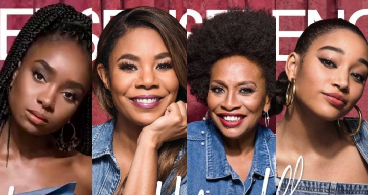 Essence Magazine's Black Women in Hollywood Issue, February 2019