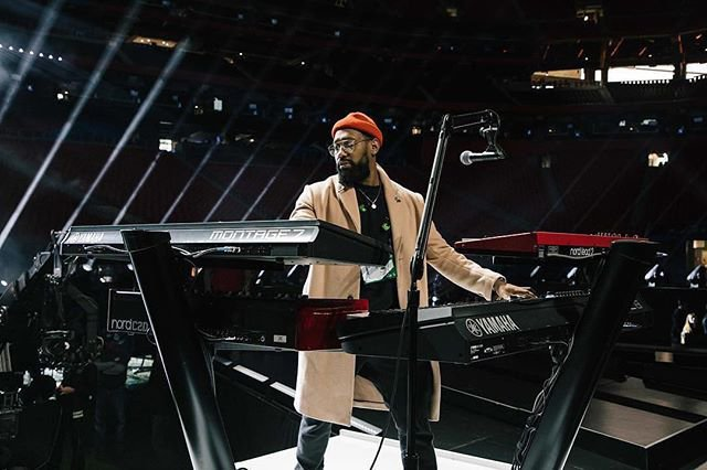Countdown to The Grammys: PJ Morton