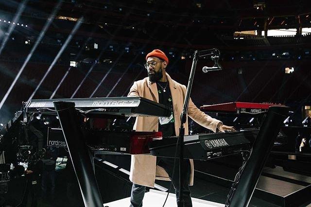 Countdown to The Grammys: PJMorton