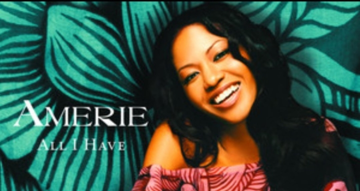 "My Favorite Albums: Amerie ""All I Have"""