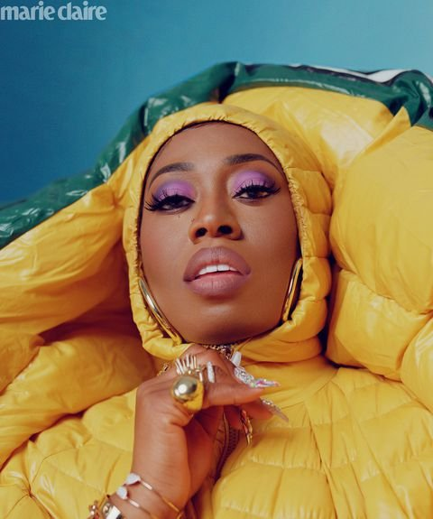 Missy Elliott for Marie Claire Magazine, August 2019